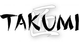 TAKUMI-Logo